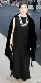 Isabella Rossellini is seen arriving at Alice Tully Hall for the 2010 CFDA Fashion Awards on June 7, 2010 in New York, New York. (Photo by Marcel Thomas/FilmMagic)